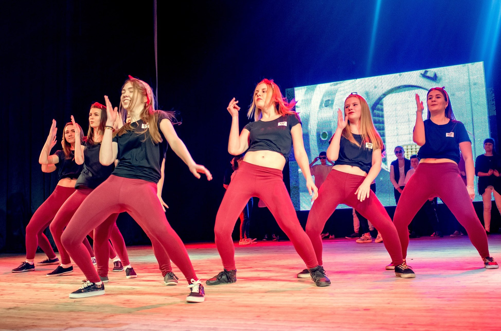 Открыт новый набор на танец Dancehall в Белгороде