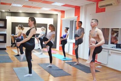 Структура занятий в Dance Life
