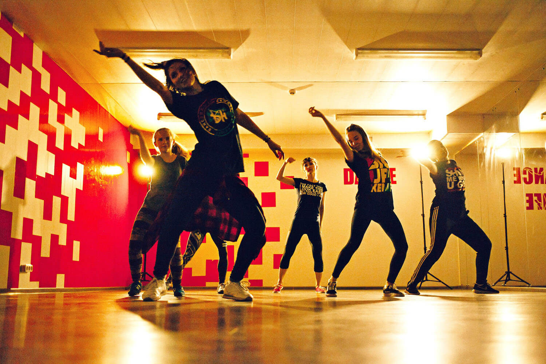 Мастер-классы от участницы Танцев на ТНТ