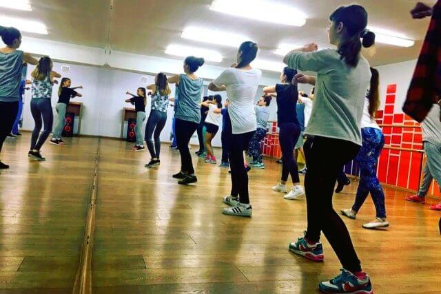 Новый набор на Dancehall — ямайский танец