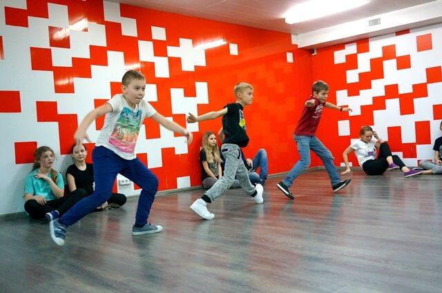 Тренировочка по Хип-хопу для детей в Белгороде