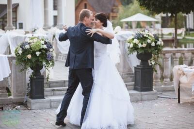 Свадебный танец в Белгороде