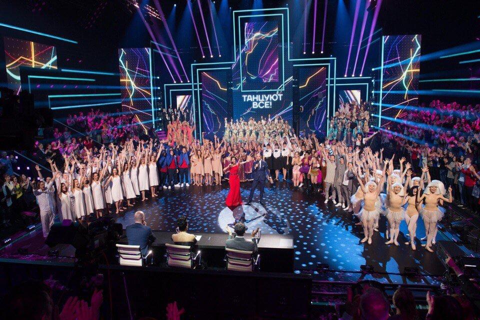 Хореограф Dance Life участвует в шоу «Танцуют все»