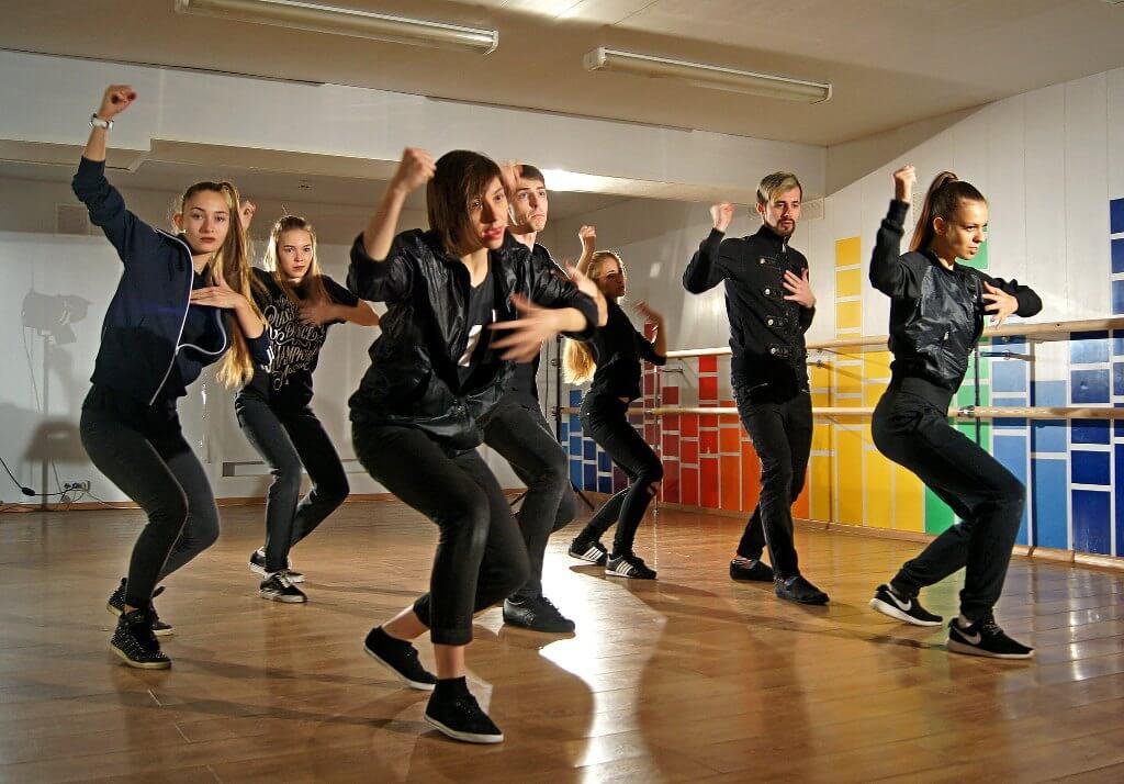 Наша Адика вернулась с проекта «Танцуют все!»❗