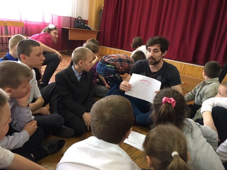 Мастер-класс Dance Life для детей в Алексеевке!