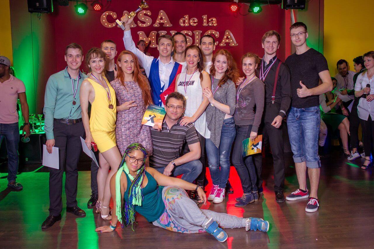 Dance Life взял 12 призовых мест, 3 кубка на всероссийском конкурсе!