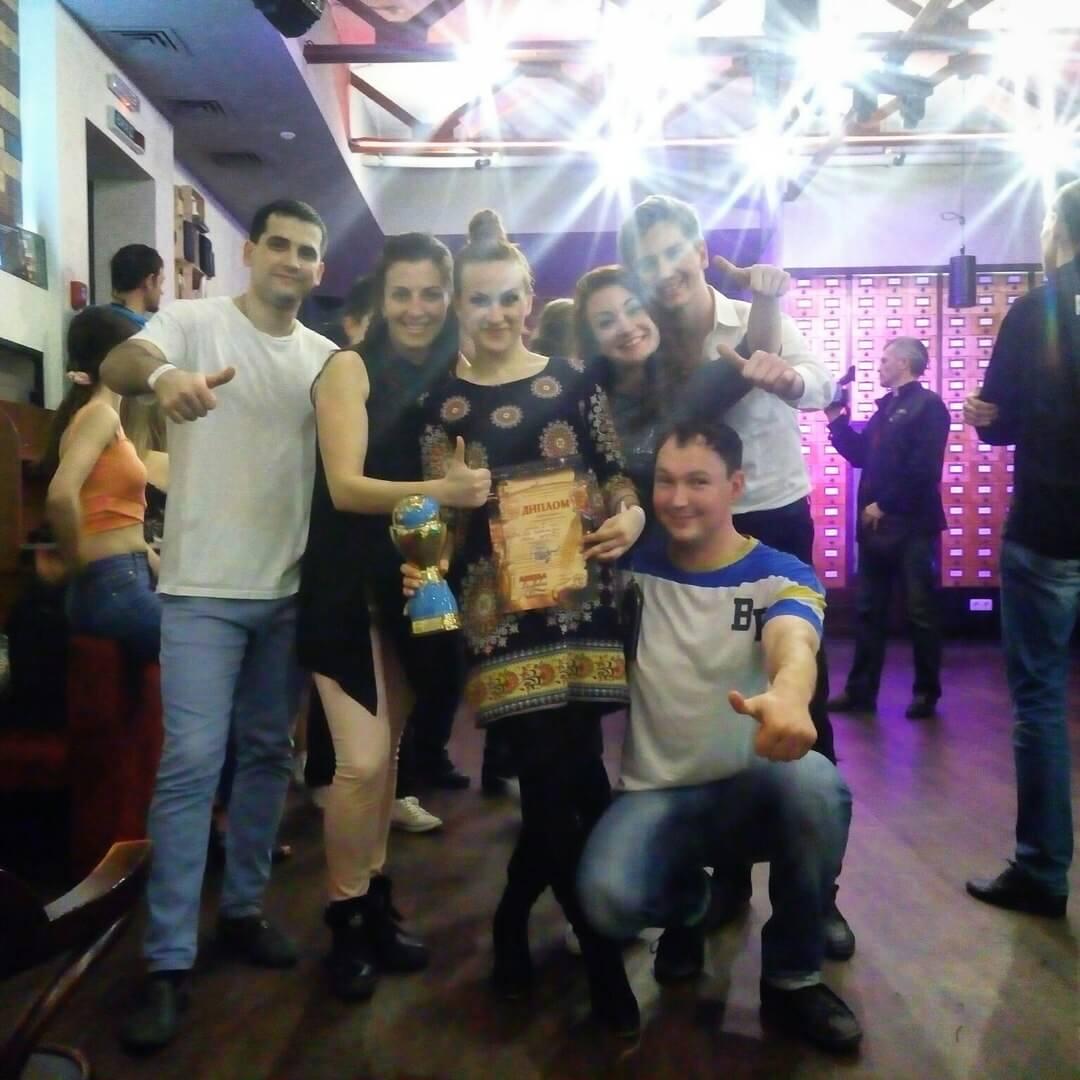 Первенство на конкурсе в Украине