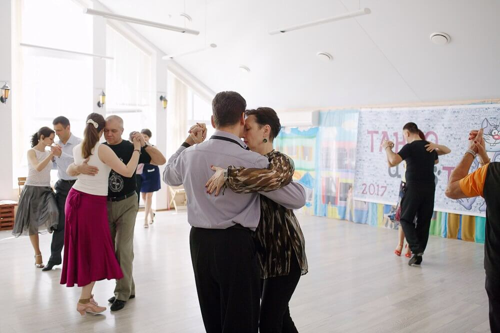 Танго марафон в Воронеже