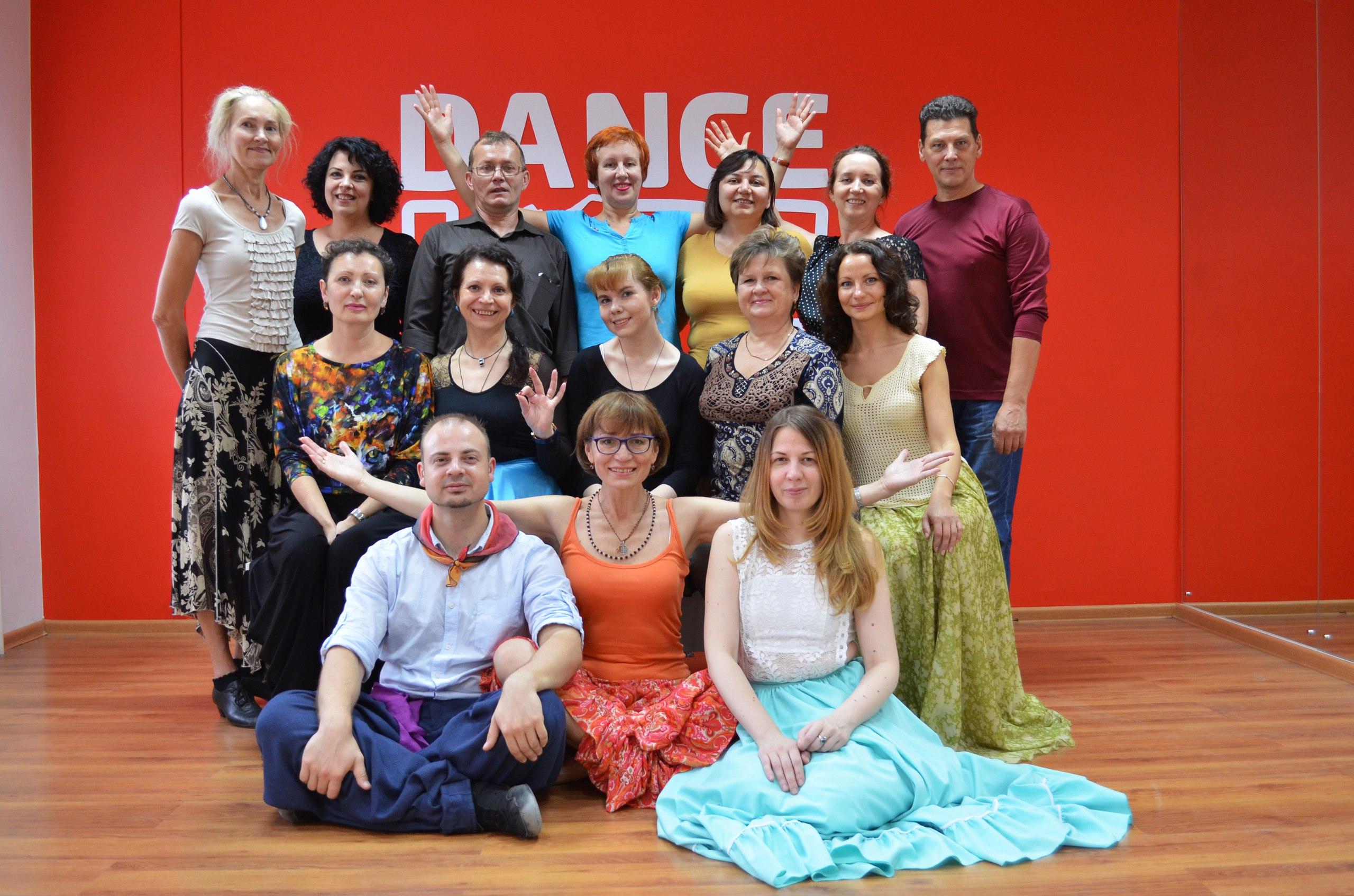 МК по аргентинскому фольклору в Dance Life!