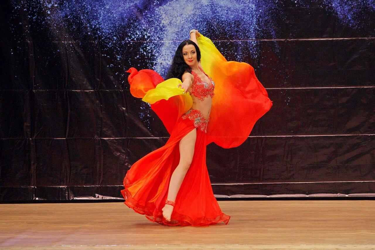 1 место на конкурсе Dance non stop, Восточные танцы