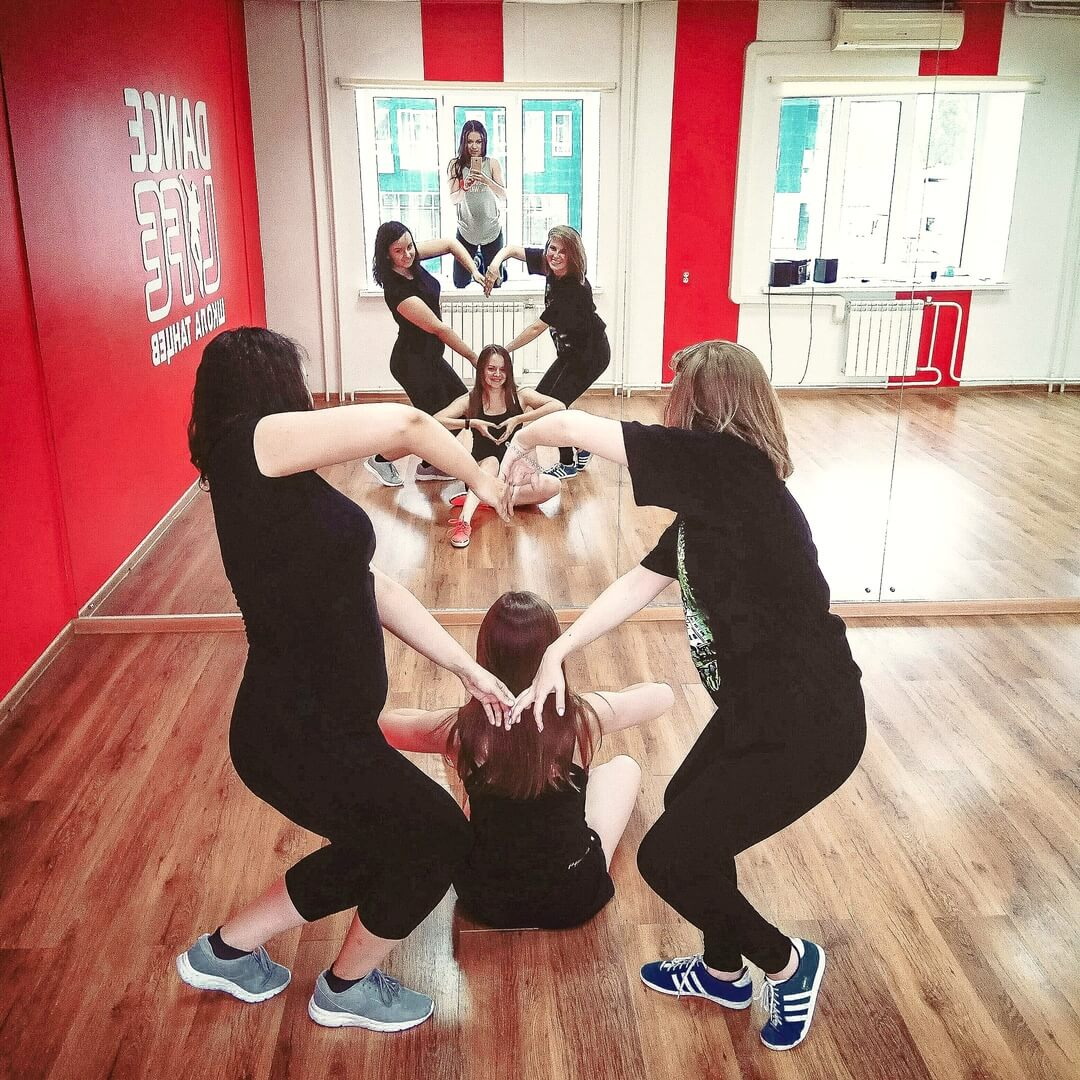 Уроки Зумбы в Dance Life