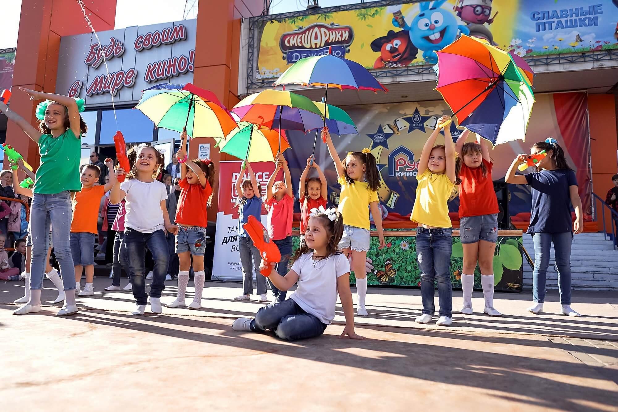Танцы для детей от 3 лет в микрорайоне Улитка! Филиал школы танцев Dance Life