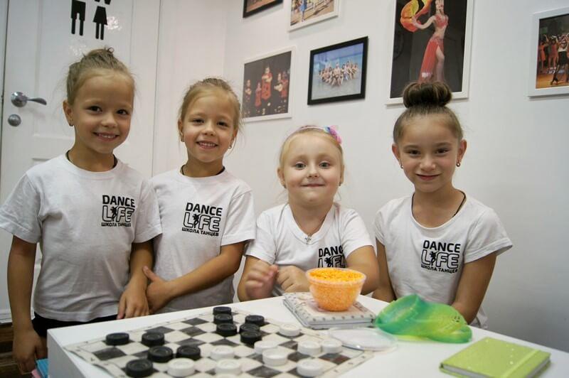 Танцы для детей от 4 до 9 лет в посёлке Майский Белгородской области! Филиал школы танцев Dance Life