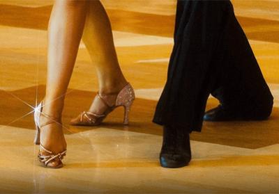 Магазин танцевальной обуви