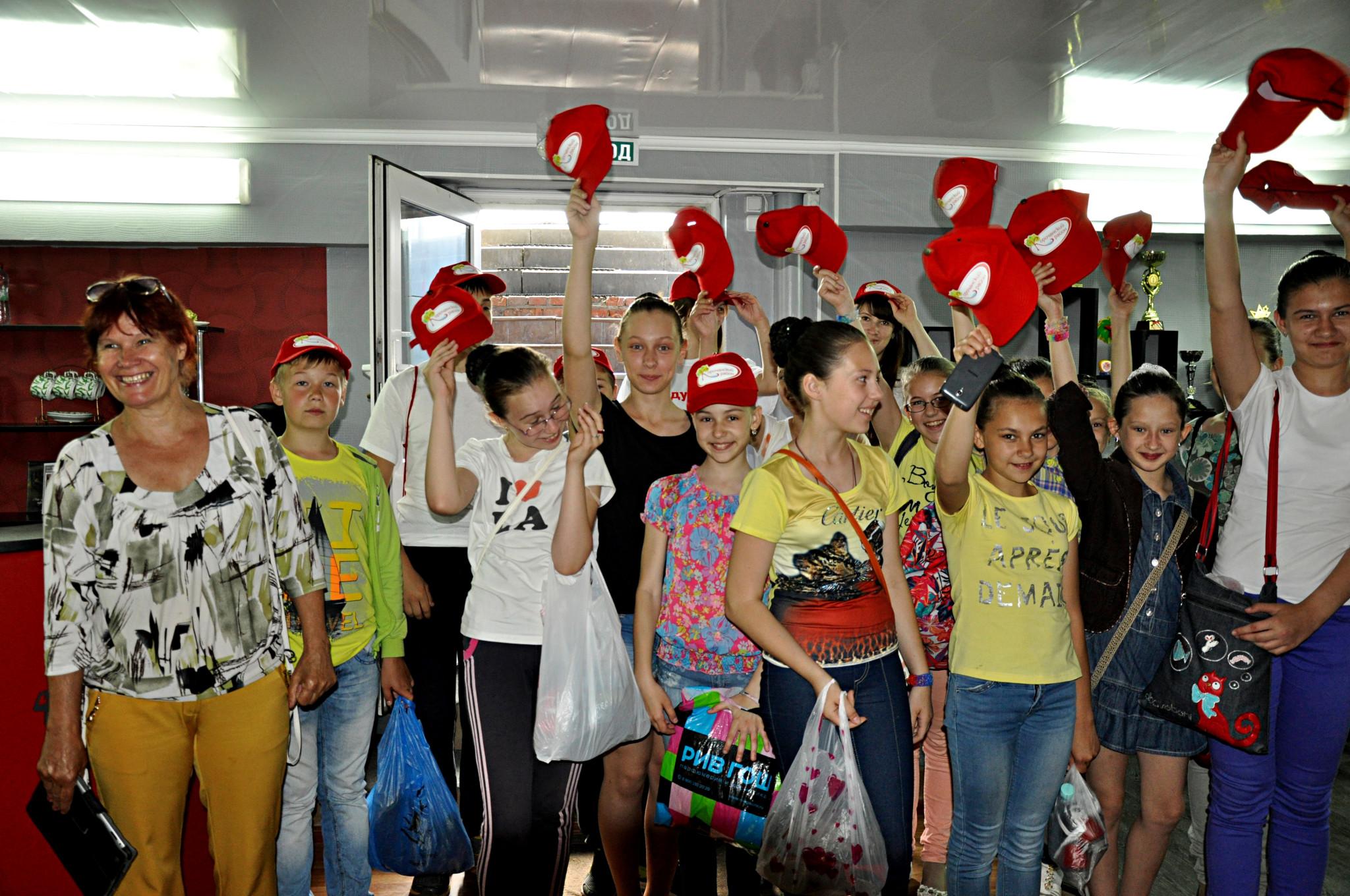 1 июняшкола танцев «Dance Life» отметила «Международный день защиты детей».