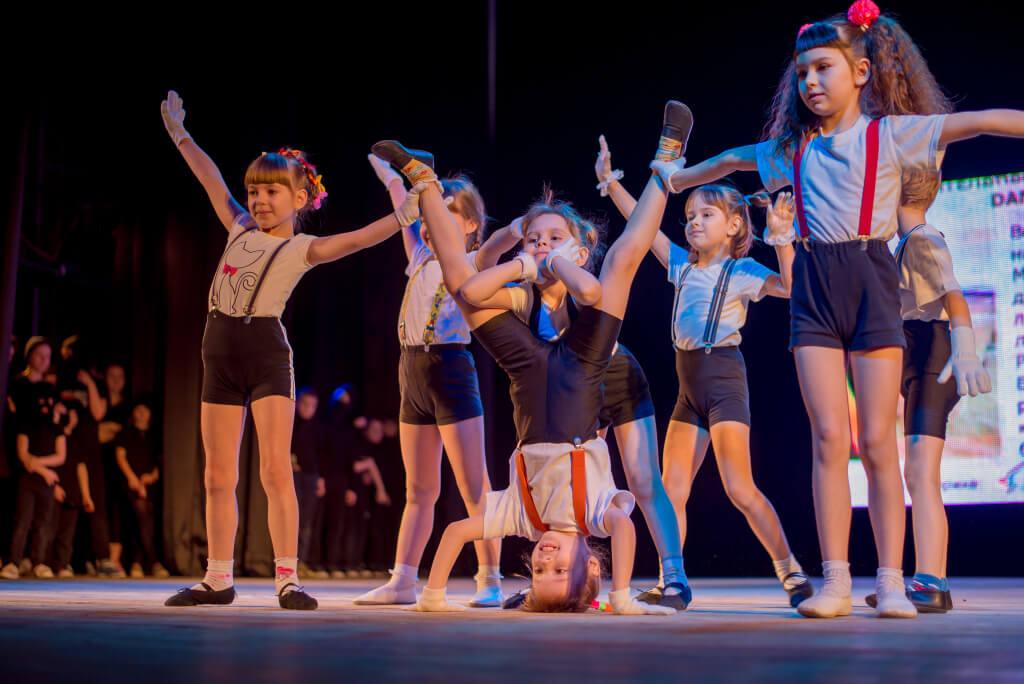 Отчетный концерт Dance Life