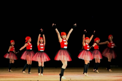Уроки танцев для детей в Белгороде