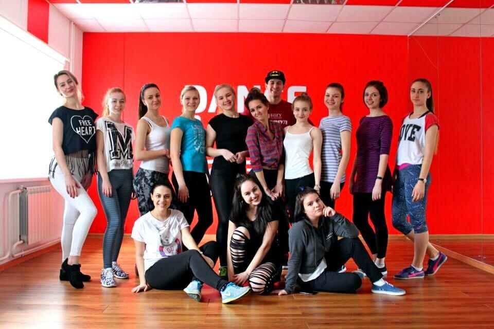 МК для «Королевы БулГУ» от Dance Life