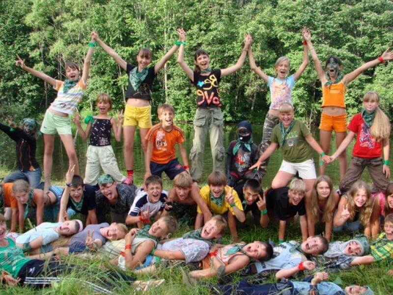 30 апреля отмечаем всемирный День Танца на базе отдыха в лесу!