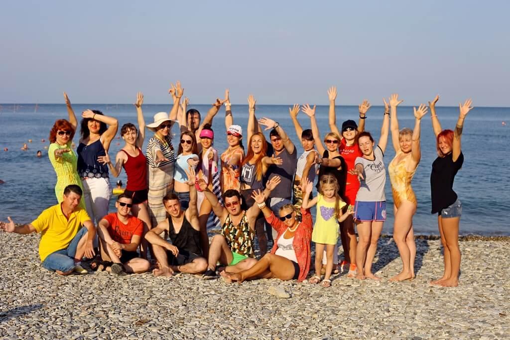 Танцевальный тур Dance Life на море!