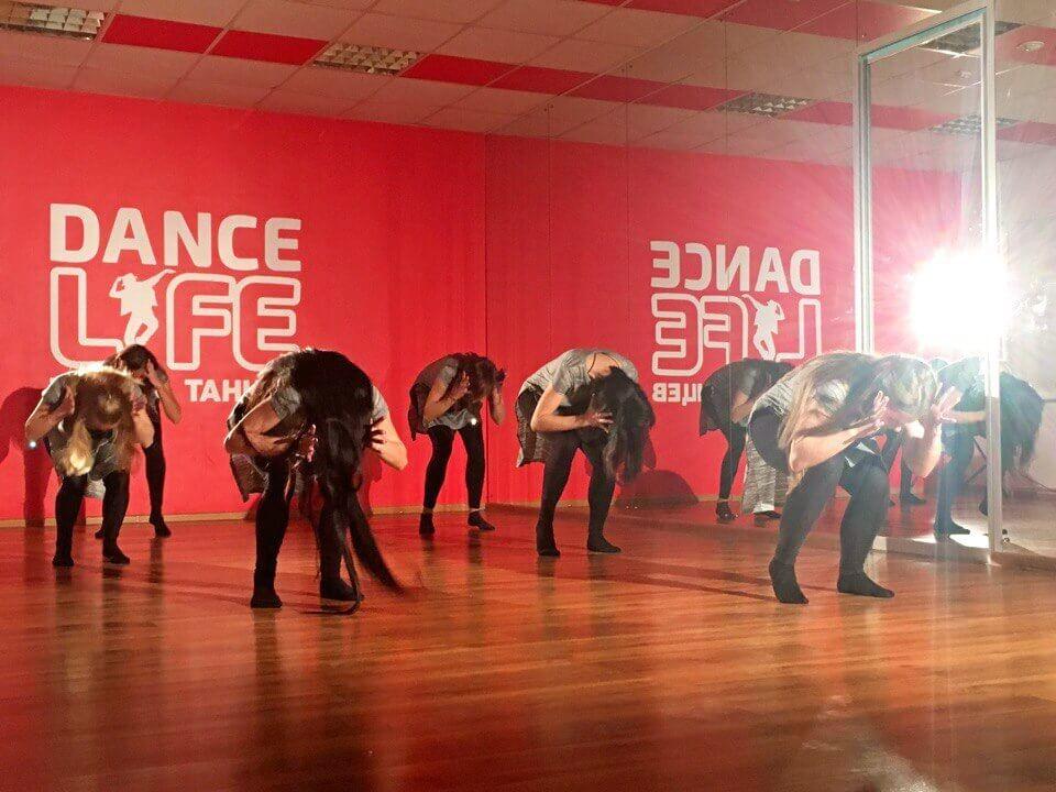 Набор на танец Контемпорари в Белгороде! Dance Life