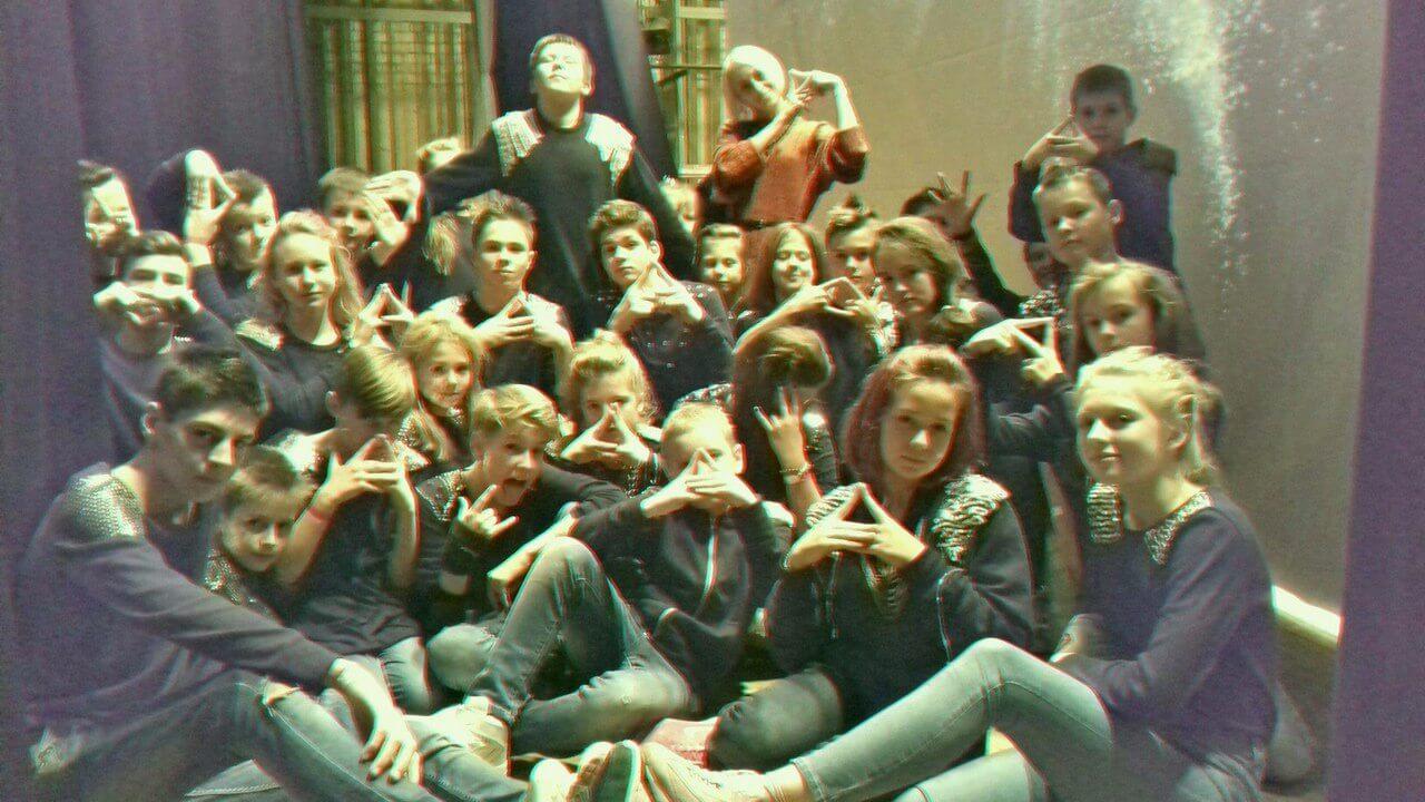 2 место на конкурсе Dance non Stop с нашим Hip hop