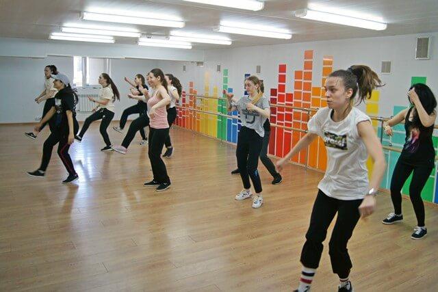 Мастер-классы Любы Гаврилец в Dance Life