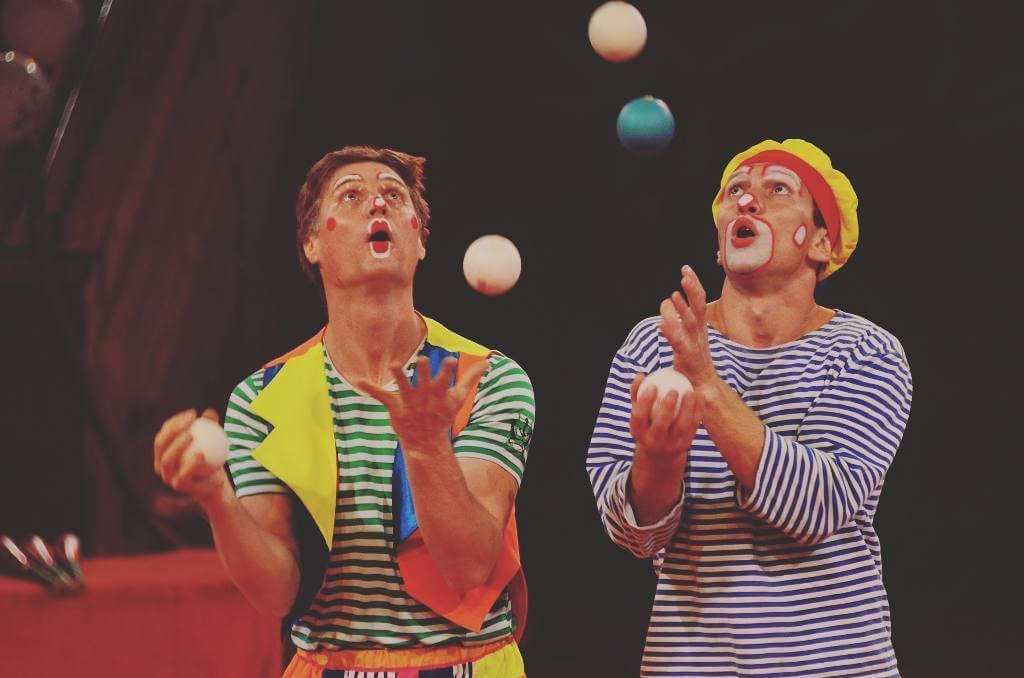 Цирковое искусство, акробатика — новое направление в Dance Life!