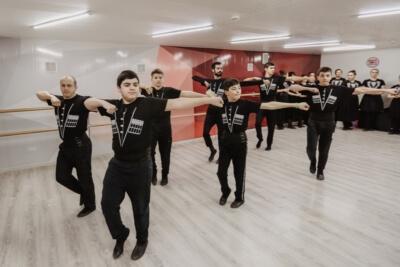 Кавказские танцы в Белгороде