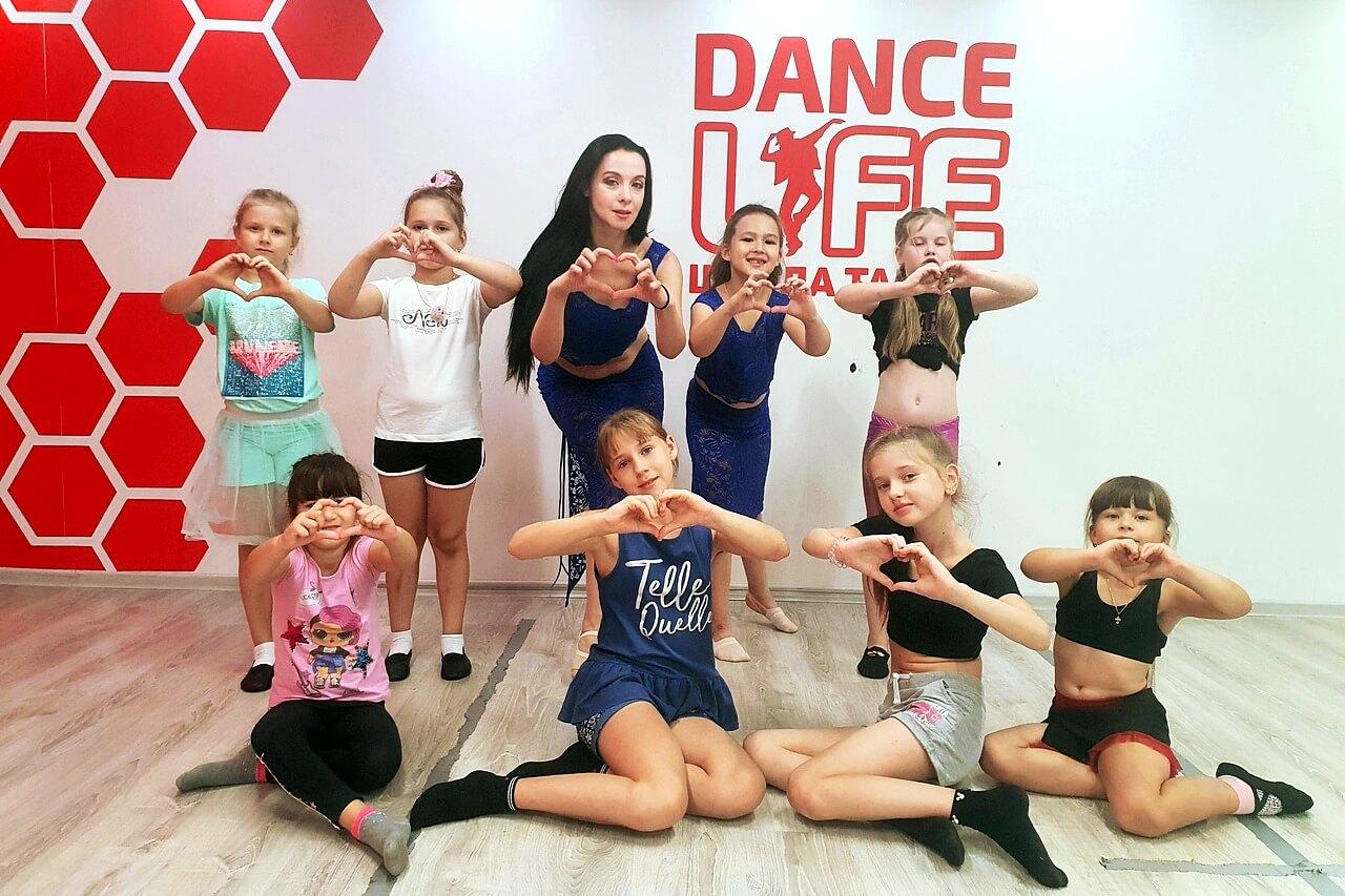 Набор детей на Восточные танцы!