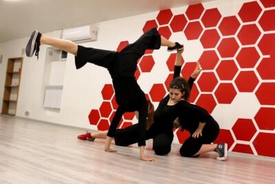 Экспериментал в Dance Life