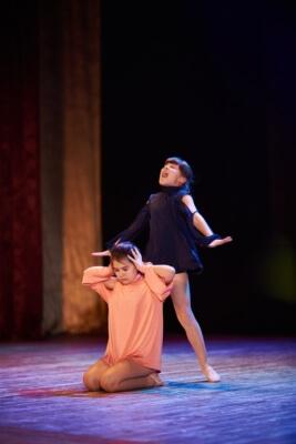 Нестандартная хореография
