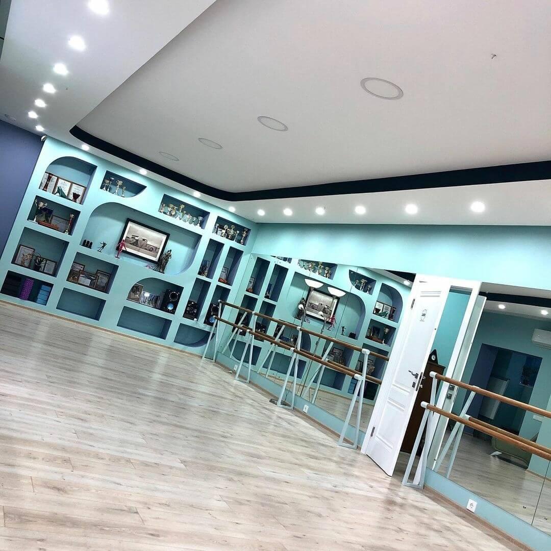 Новый филиал! Танцы для детей на Левом берегу