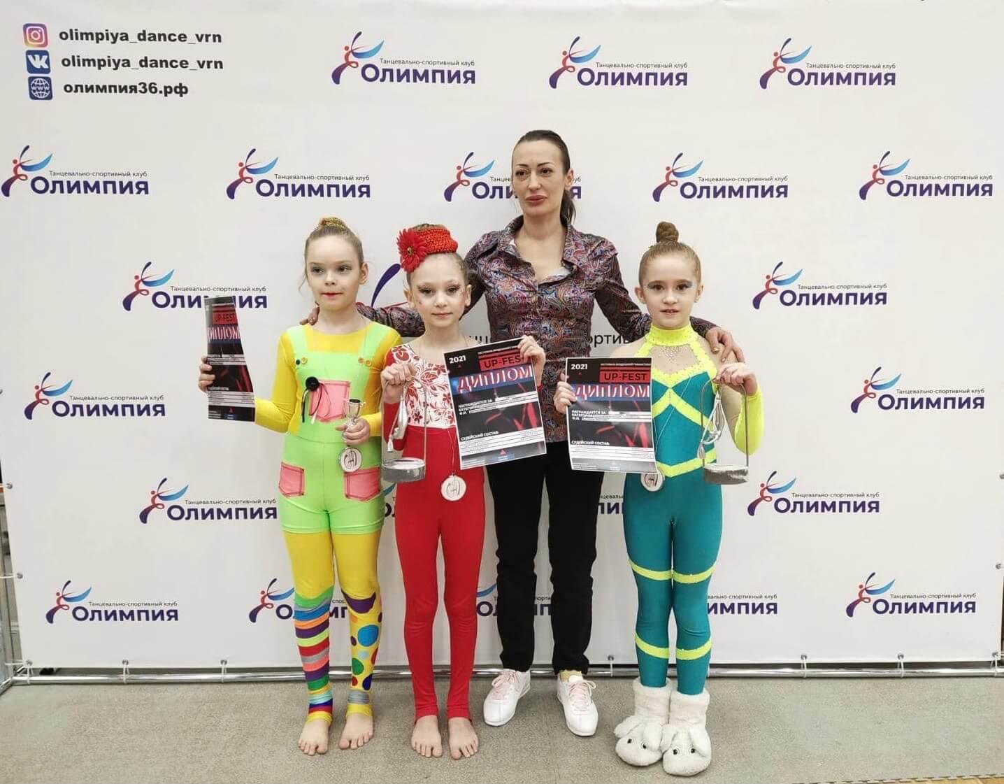 Фестиваль воздушной гимнастики (Воронеж)