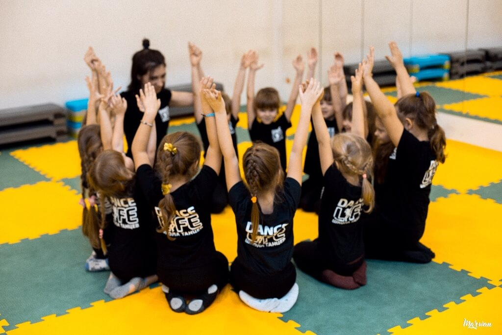 Современные танцы для детей! 6 филиалов в Белгороде!