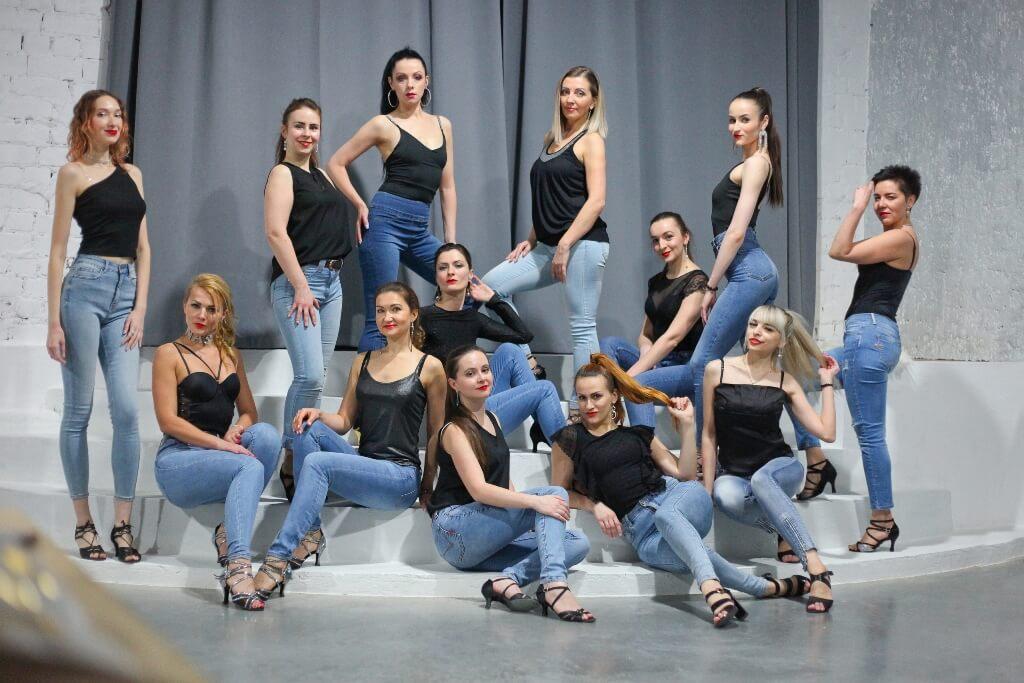 БОЛЬШОЙ НАБОР В DANCE LIFE